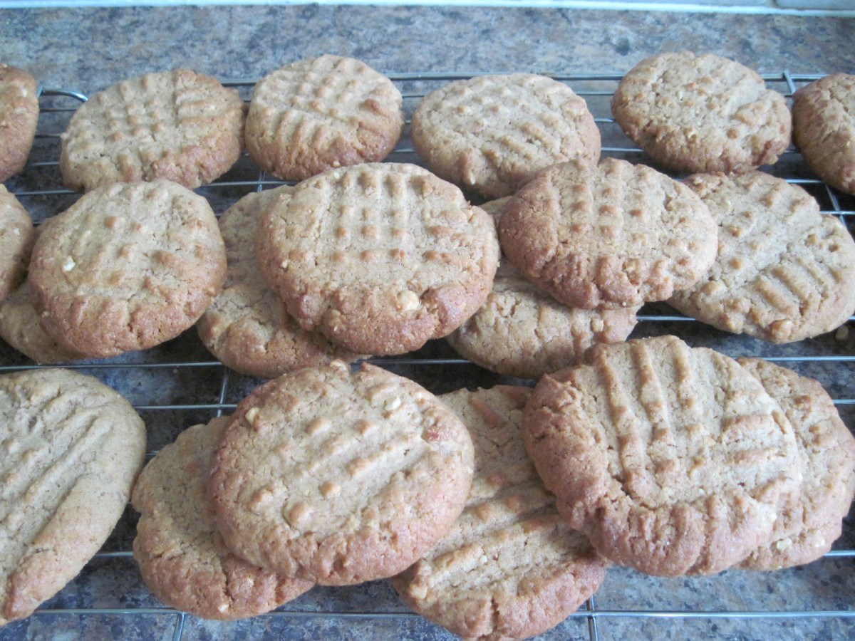 peanut butter cookies 021