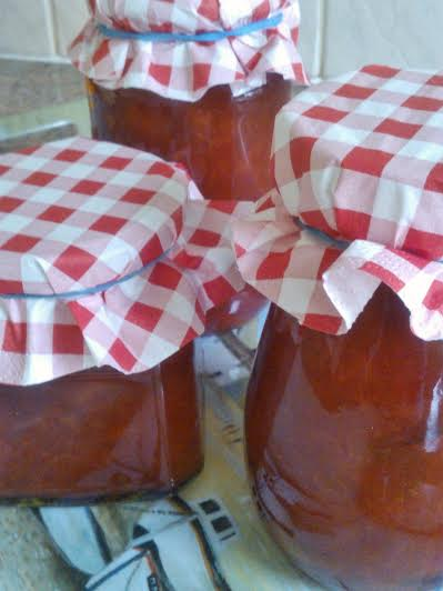 Waste Not Want Not: Perfect Plum Jam