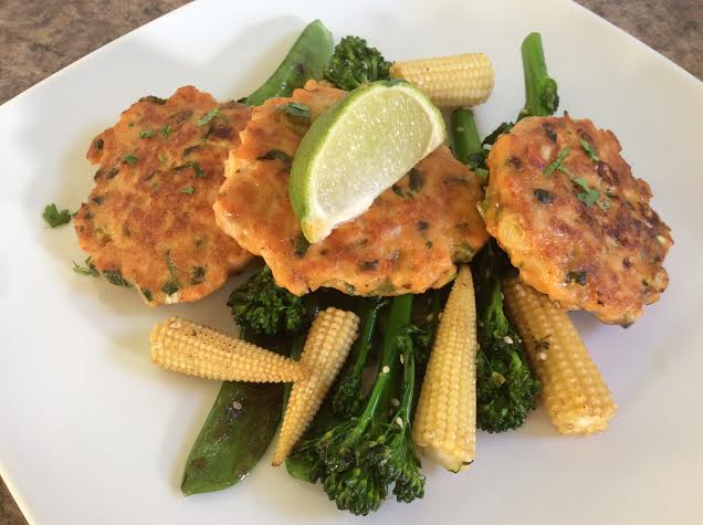 Thai Salmon Fishcakes Rubbishwife