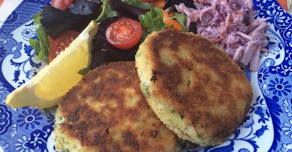 Midweek Fishcakes